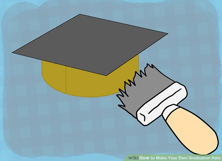 How to Make Your Own Graduation Hats 11 Steps (with Pictures)