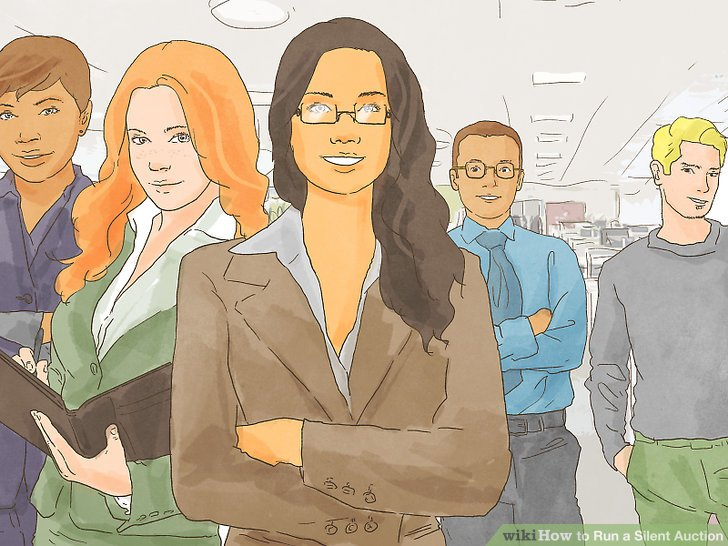 How to Run a Silent Auction (with Pictures) - wikiHow - silent auction app free
