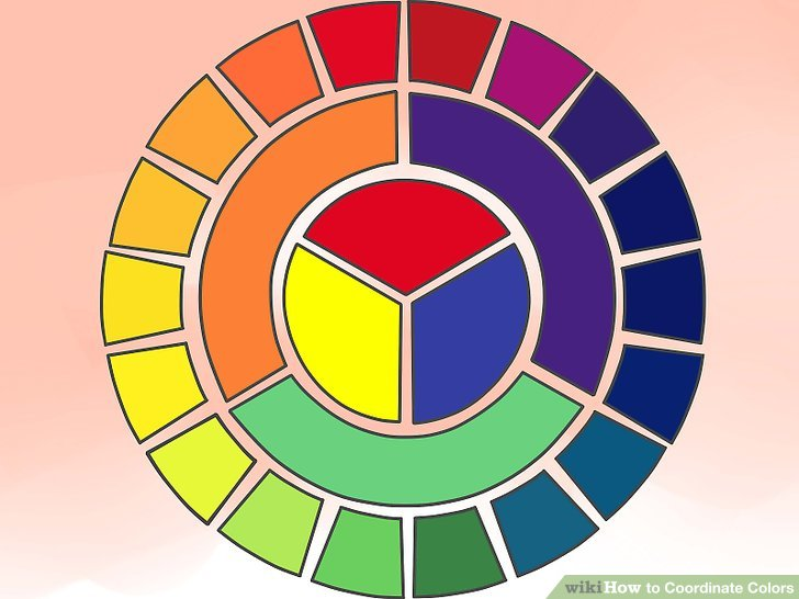 How to Coordinate Colors 11 Steps (with Pictures) - wikiHow