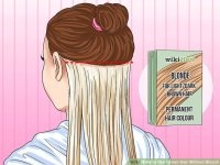 How to Dye Brown Hair Without Bleach (with Pictures) - wikiHow