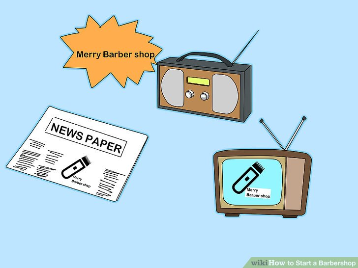 How to Start a Barbershop (with Pictures) - wikiHow