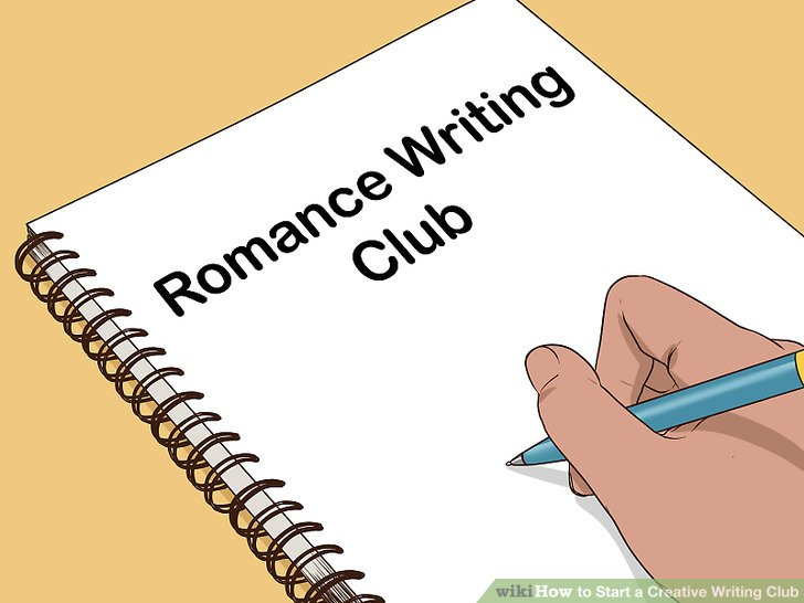 How to Start a Creative Writing Club (with Pictures) - wikiHow