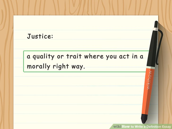 How to Write a Definition Essay (with Pictures) - wikiHow