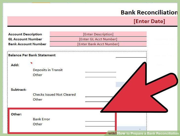 Expert Advice on How to Prepare a Bank Reconciliation - wikiHow
