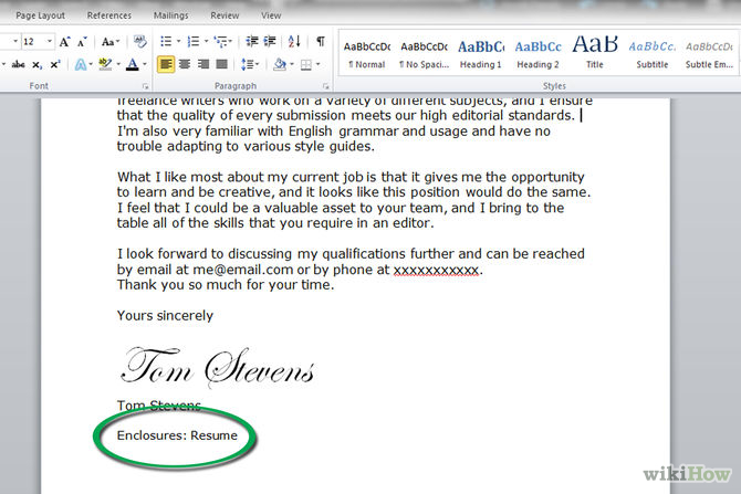Awesome What Is A Good Cover Letter For A Resume Gallery - New