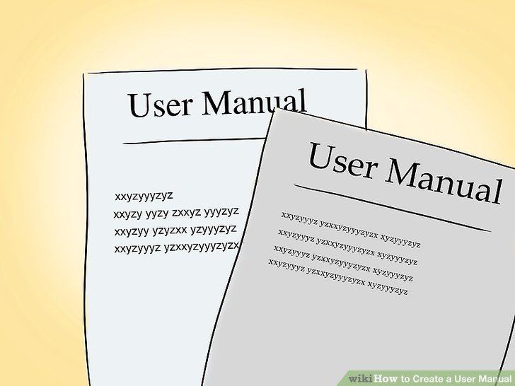 Citing A User Manual - Product User Guide Instruction \u2022