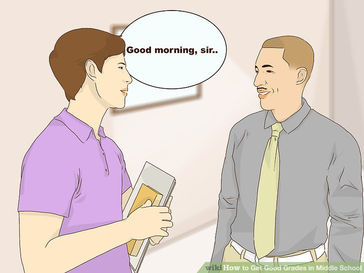 How to Get Good Grades in Middle School (with Pictures) - wikiHow