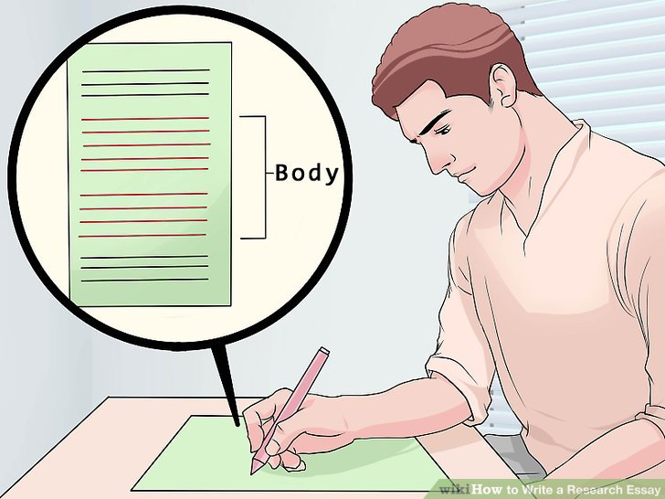 How to Write a Research Essay (with Pictures) - wikiHow