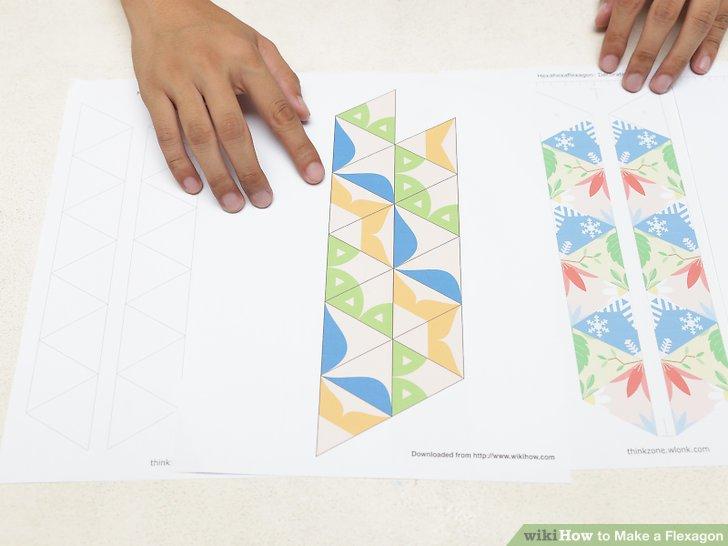 How To? - How to Make a Flexagon