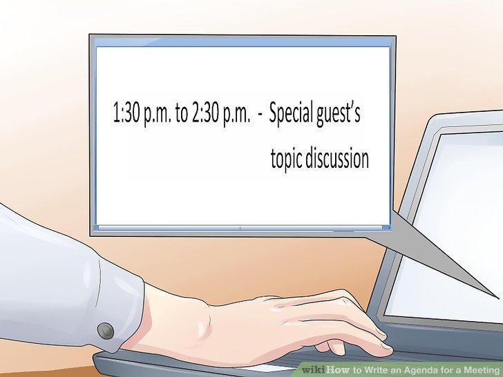 make a meeting agenda yglesiazssa