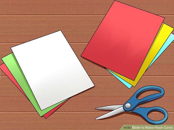 making index cards - Josemulinohouse - make index card