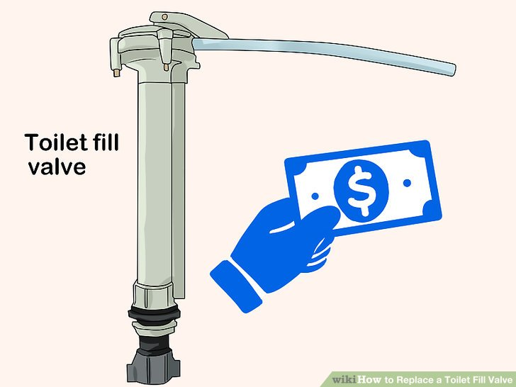 How to Replace a Toilet Fill Valve: 10 Steps (with Pictures)