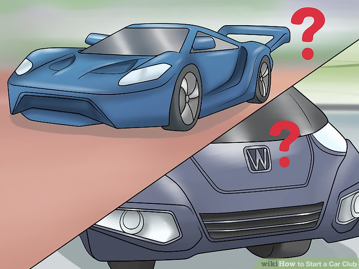 How to Start a Car Club 11 Steps (with Pictures) - wikiHow