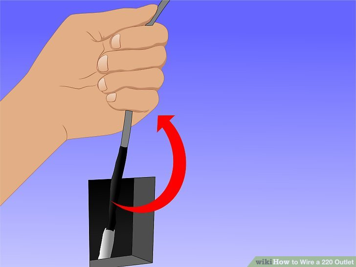 How to Wire a 220 Outlet 14 Steps (with Pictures) - wikiHow