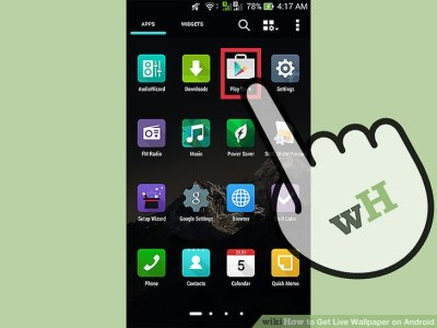 How to Get Live Wallpaper on Android: 15 Steps (with Pictures)