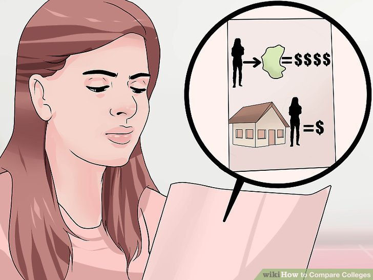 How to Compare Colleges (with Pictures) - wikiHow