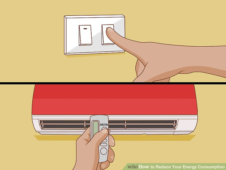 3 Ways To Reduce Your Energy Consumption Wikihow
