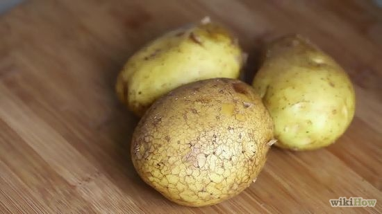 How to bake a potato in the microwave howt ccuart Images
