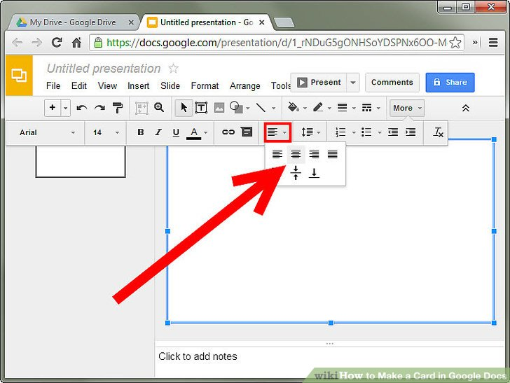 How to Make a Card in Google Docs 13 Steps (with Pictures)