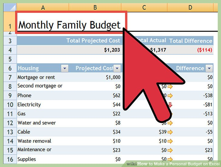 budget template ultramodern depict create your personal creat 2018 deals