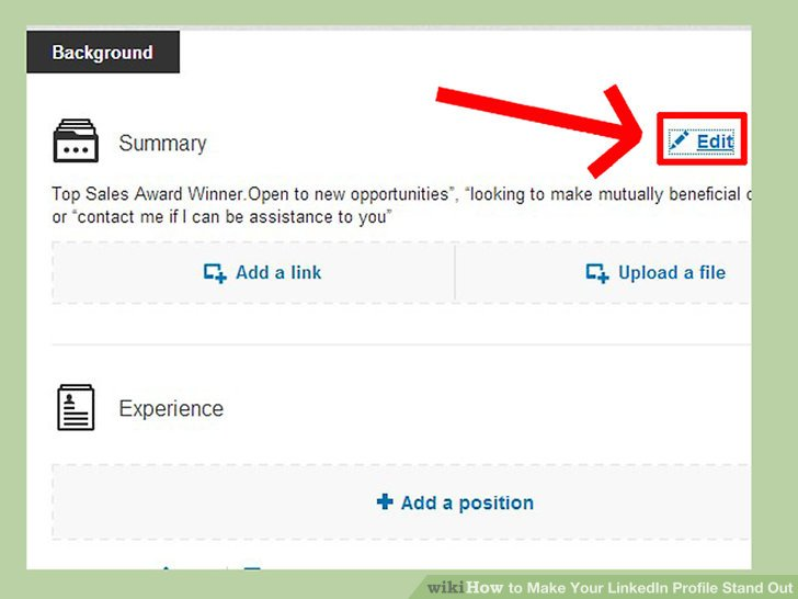 How to Make Your LinkedIn Profile Stand Out 12 Steps