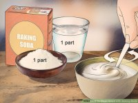 How to Clean Grout with Baking Soda: 14 Steps (with Pictures)