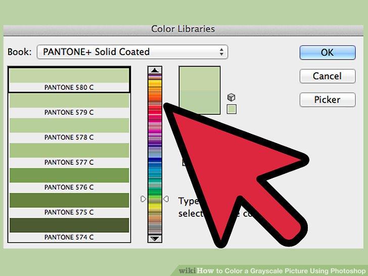 how to color grayscale - Romeolandinez