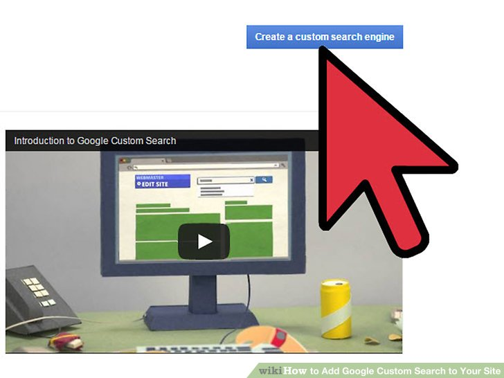 How to Add Google Custom Search to Your Site 11 Steps