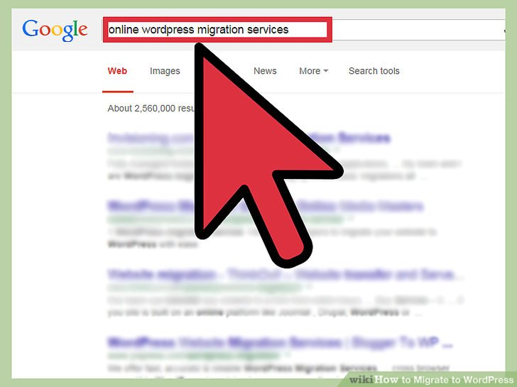 How to Migrate to WordPress 10 Steps (with Pictures) - wikiHow