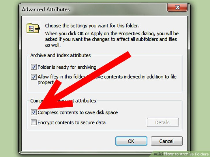 How to Archive Folders 6 Steps (with Pictures) - wikiHow