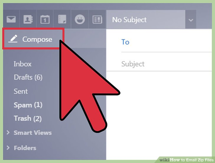 3 Ways to Email Zip Files - wikiHow
