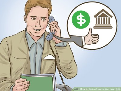 The Best Ways to Get a Construction Loan (US) - wikiHow