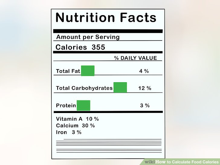 3 Ways to Calculate Food Calories - wikiHow