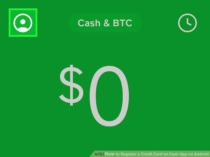 How to Register a Credit Card on Cash App on Android 11 Steps