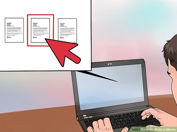 How to Write a Memo (with Pictures) - wikiHow - external memo templates