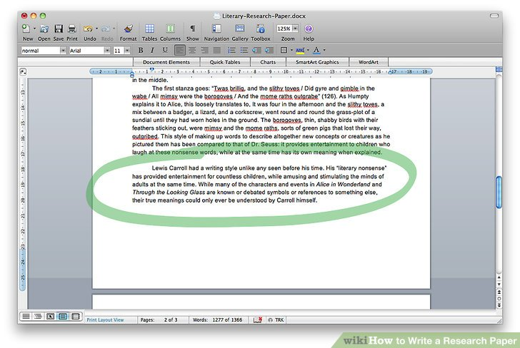write your paper how to write a research paper sample research