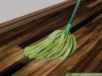 3 Ways to Stain Laminate Flooring - wikiHow