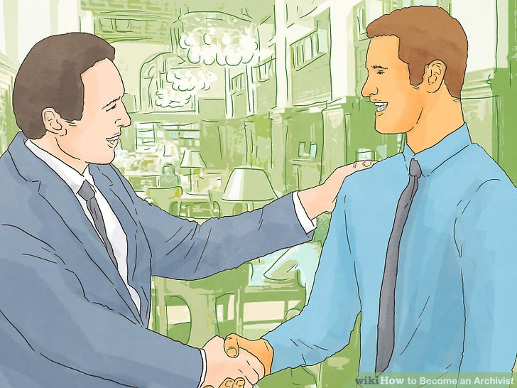 3 Ways to Become an Archivist - wikiHow