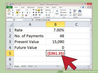 How to Calculate Auto Loan Payments (with Pictures) - wikiHow