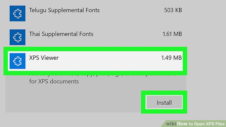 How to Open XPS Files 14 Steps (with Pictures) - wikiHow