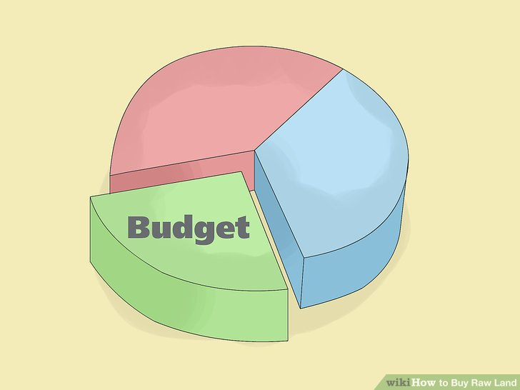 How to Buy Raw Land (with Pictures) - wikiHow