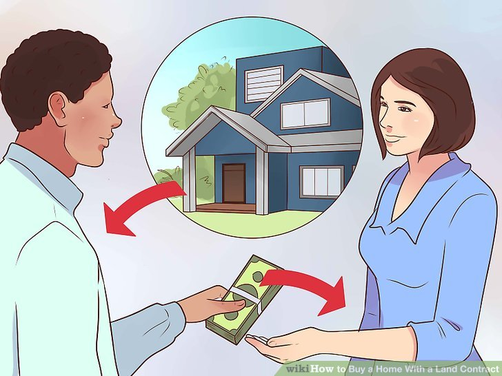 How to Buy a Home With a Land Contract 12 Steps (with Pictures) - land contract basics