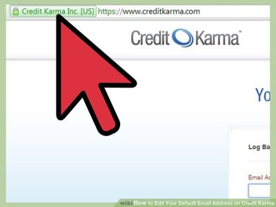 How to Edit Your Default Email Address on Credit Karma: 6 Steps