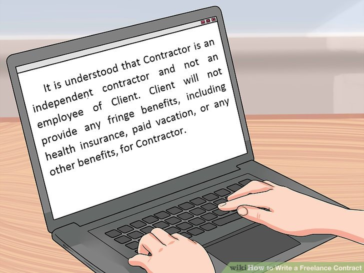 How to Create a Freelancing Contract (with Free Sample Agreement) - contract clauses you should never freelance without