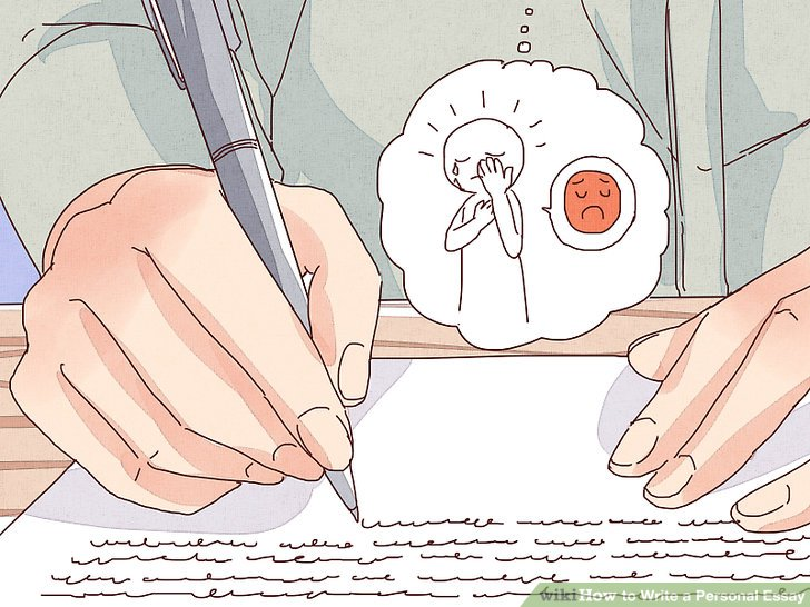 How to Write a Personal Essay 14 Steps (with Pictures) - wikiHow