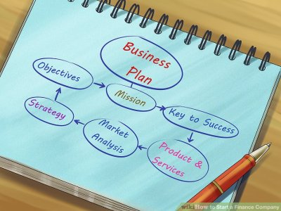 How to Start a Finance Company (with Pictures) - wikiHow