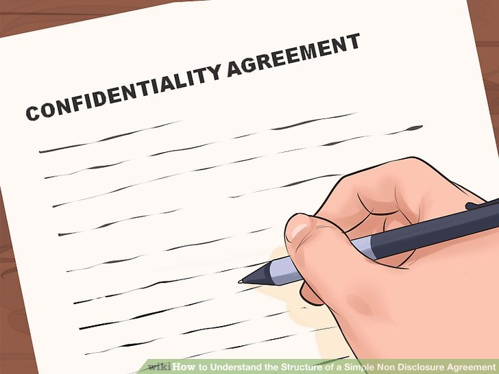 How to Understand the Structure of a Simple Non Disclosure Agreement - non disclosure agreements