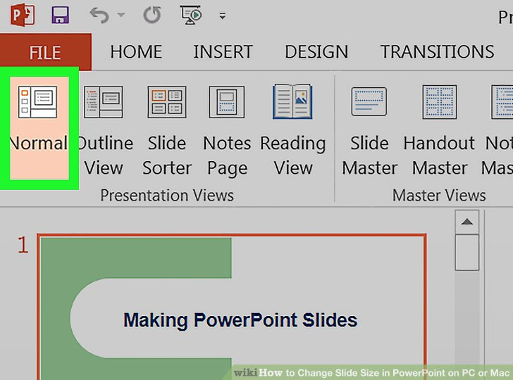 How to Change Slide Size in PowerPoint on PC or Mac 7 Steps