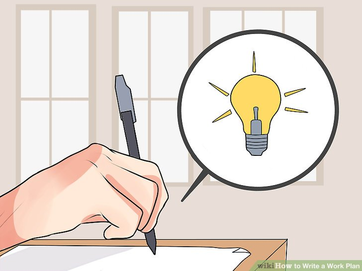 How to Write a Work Plan 8 Steps (with Pictures) - wikiHow