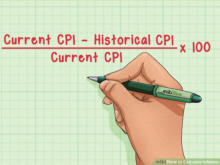 How to Calculate Inflation 11 Steps (with Pictures) - wikiHow